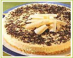 Recette entremets au fromage blanc et au chocolat
