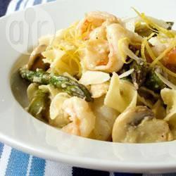 Recette crevettes aux asperges – toutes les recettes allrecipes