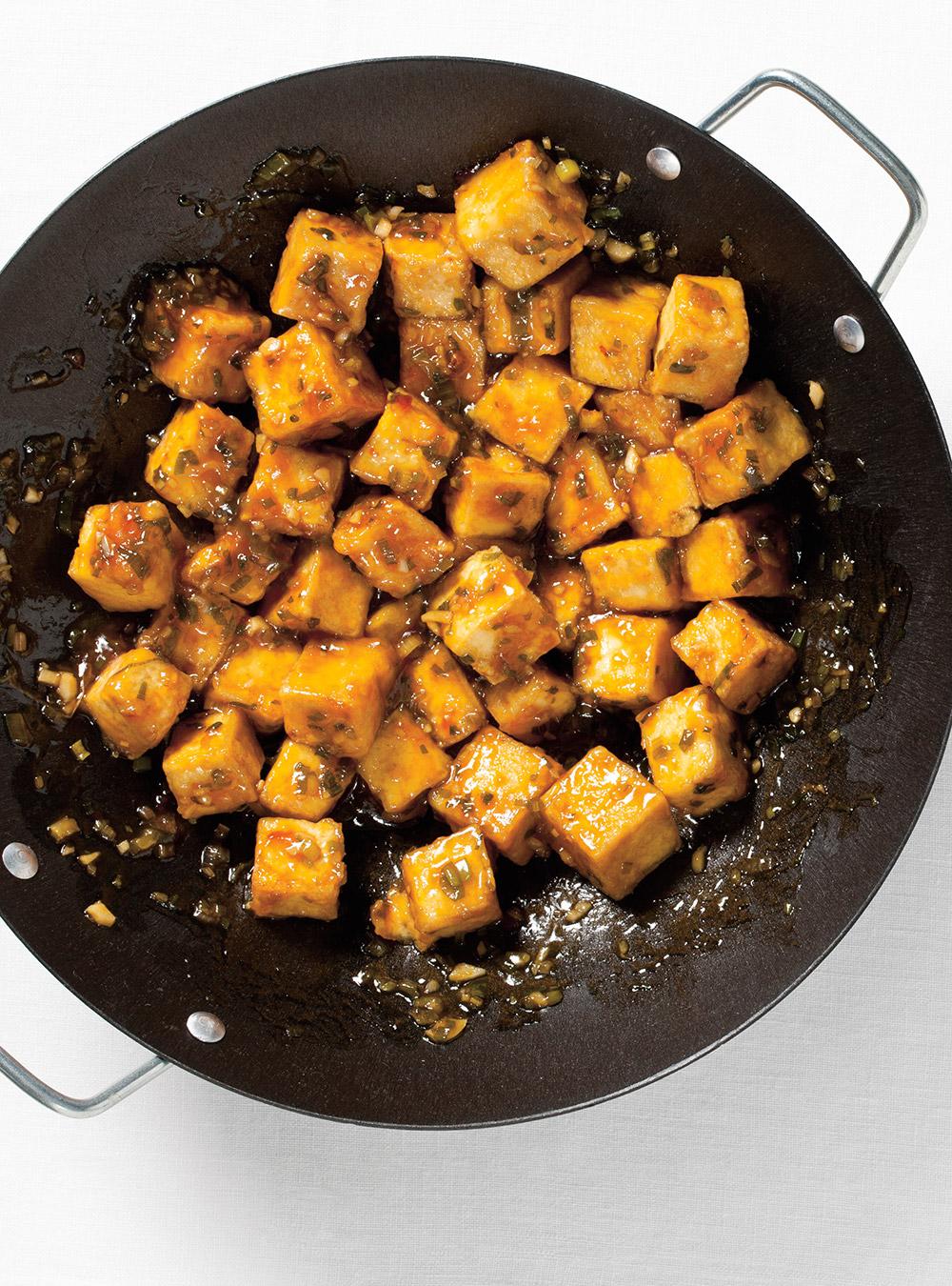 Tofu général tao | ricardo