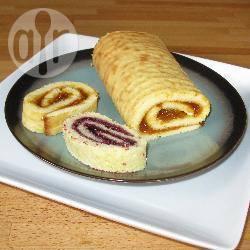 Recette biscuit roulé à la confiture – toutes les recettes allrecipes