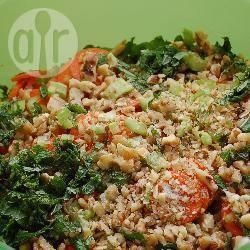 Recette salade de lentilles aux noix et à la menthe – toutes les ...