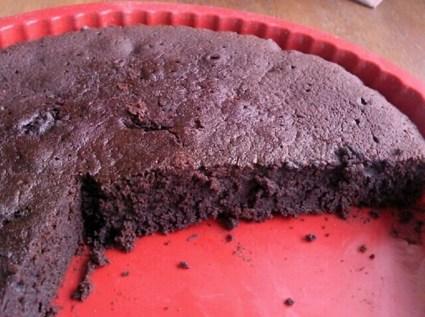 Recette de moelleux fondant au chocolat noir