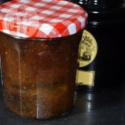 Recette confiture de figues aux noisettes – toutes les recettes ...