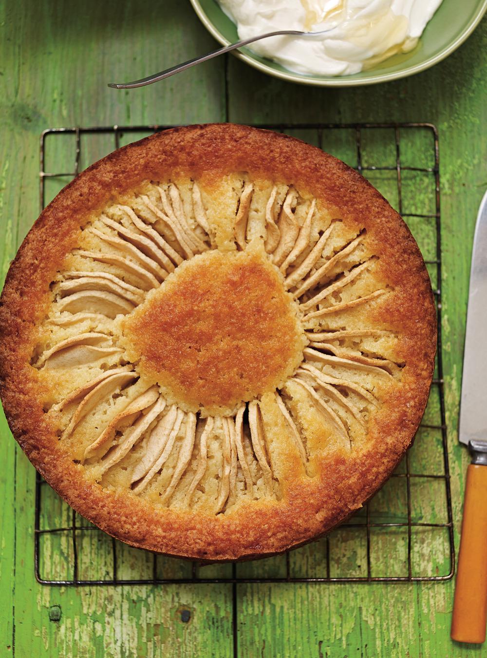 Gâteau kuchen aux pommes | ricardo