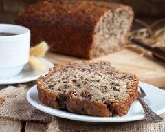 Recette banana bread (cake à la banane)