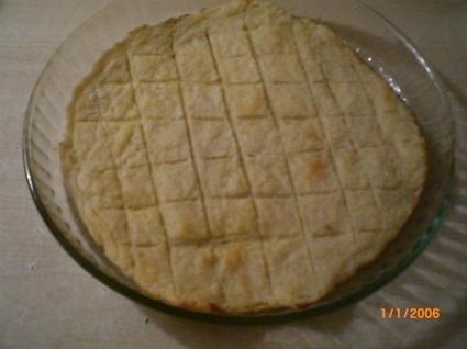 Recette de galette de pommes de terre toute simple