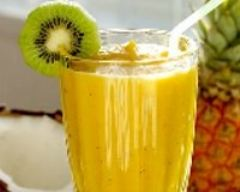 Recette cocktail jaune