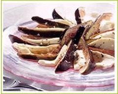 Recette salade de figues à la mozzarella