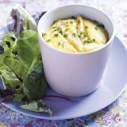Recette flan d'asperges – toutes les recettes allrecipes