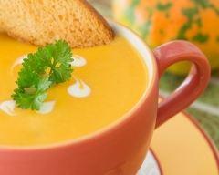Recette soupe de citrouille façon chichi