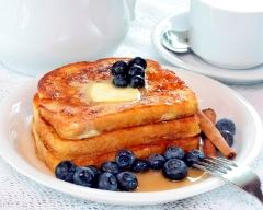 Recette french toast