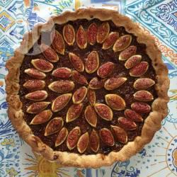 Recette tarte d'automne aux figues – toutes les recettes allrecipes