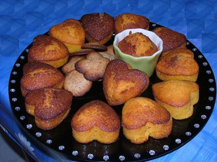 Recette de gâteau au potiron