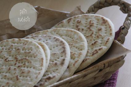 Recette de pain suédois