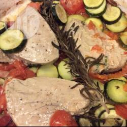 Recette thon au thym et au romarin – toutes les recettes allrecipes