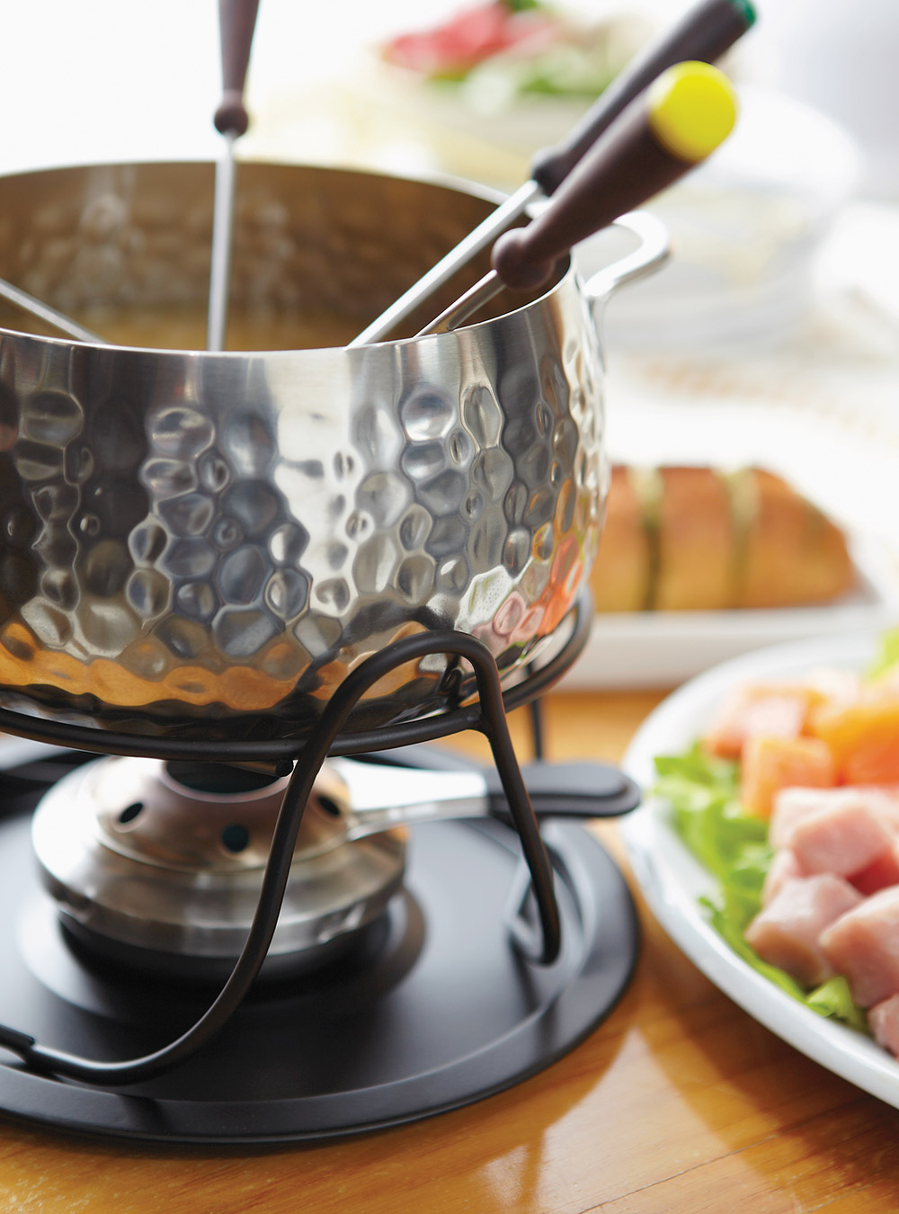 Bouillon au lait de coco (pour fondue de poisson et de fruits de mer ...