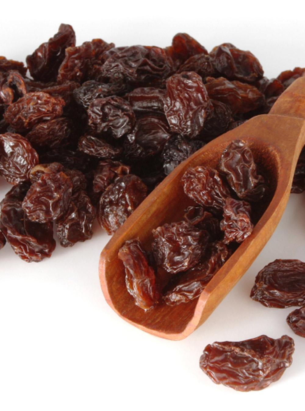 Tarte aux raisins et au rhum   ricardo