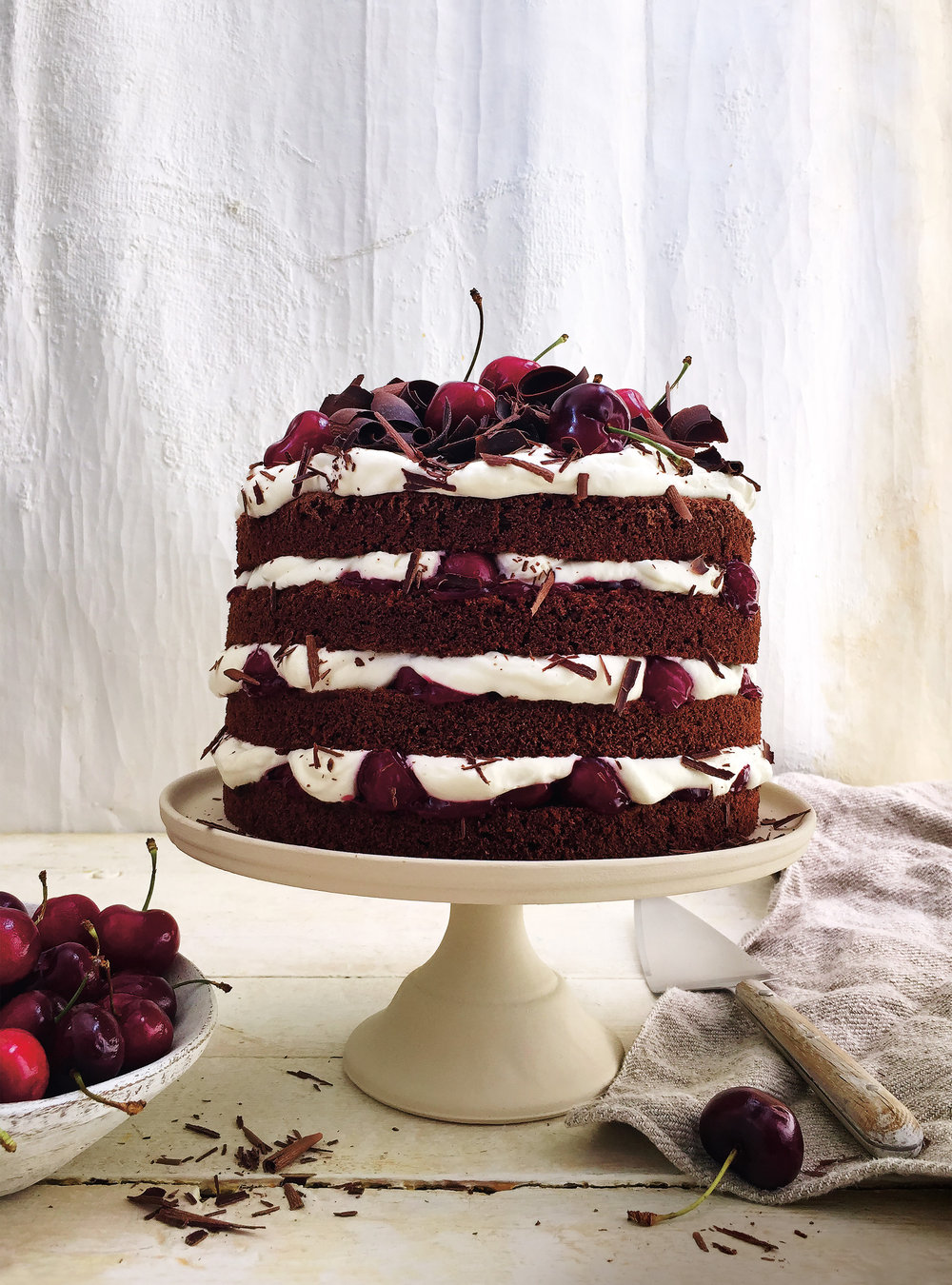 Gâteau forêt-noire | ricardo