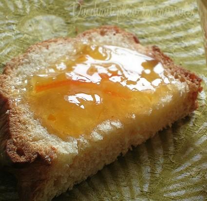 Recette de marmelade d'oranges et de mandarines à la cannelle