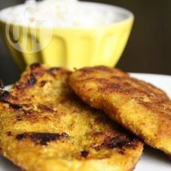 Recette escalopes de dinde panées au curry – toutes les recettes ...