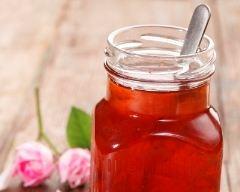 Recette confiture de pétales de rose avec son zeste de citron