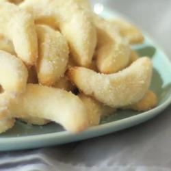 Recette sablés croissants de lune – toutes les recettes allrecipes