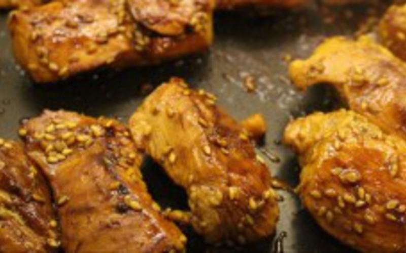 Recette poulet teriaki économique et simple > cuisine étudiant