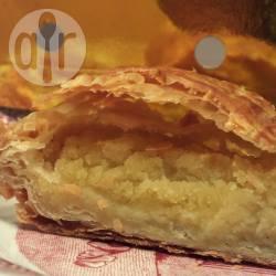 Recette galette des rois légère à la frangipane – toutes les recettes ...