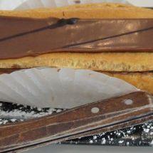 Eclairs choco-nutella