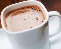 Recette chocolat chaud