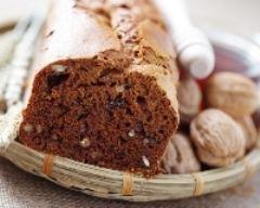 Recette pain au miel et aux noix