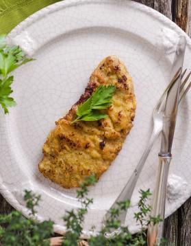 Aiguillettes de poulet au curry pour 4 personnes