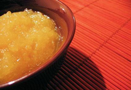 Recette de compote pomme-orange