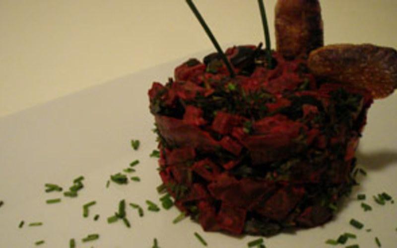 Recette tartare betteraves et fines herbes économique > cuisine ...
