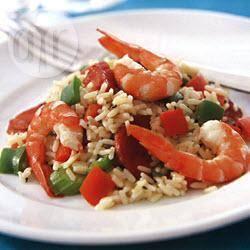 Recette fruits de mer à la créole – toutes les recettes allrecipes