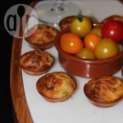 Recette mini cakes au jambon et aux olives épicées – toutes les ...