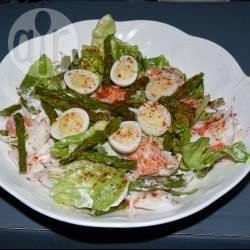 Recette salade aux asperges et au surimi – toutes les recettes ...