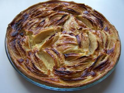 Recette de tarte aux pommes authentique