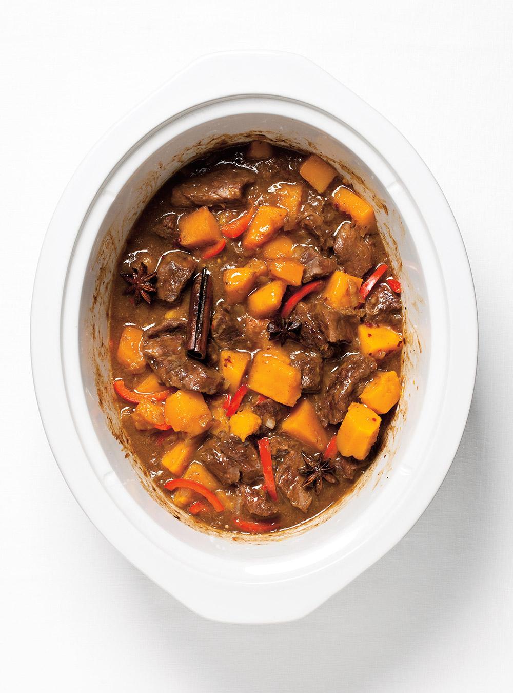 Recette de soupe de carottes et patates douces croq 39 kilos - Ricardo cuisine mijoteuse ...