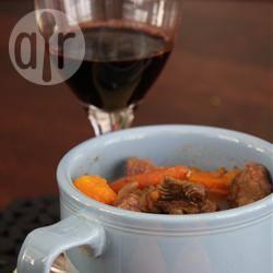Recette ragoût de bœuf en cocotte