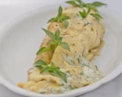 Recette omelette à la brousse