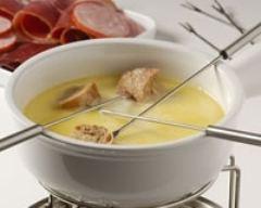 Recette fondue charcutière