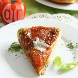 Recette tarte tatin aux tomates de made in cooking – toutes les ...