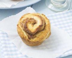 Recette kanelbullar (pain suédois roulés à la cannelle)