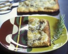 Recette mini-pizzas au fromage