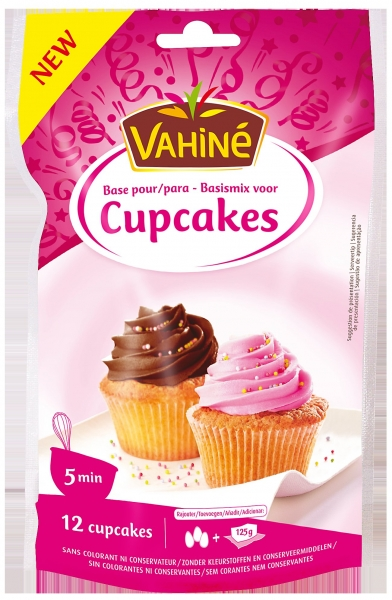 Recette de cupcake vanille grand cru rapide