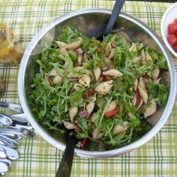 Recette salade de pâtes à la roquette – toutes les recettes allrecipes