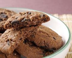 Recette cookies aux pépites de chocolat faciles