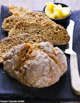 Wheaten bread (pain irlandais) pour 6 personnes