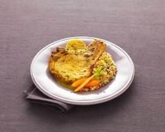 Recette côte de porc au curry